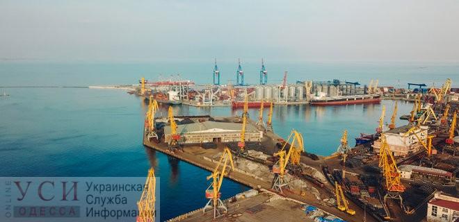 Противостояние с портом: в мэрии требуют с ОМТП дополнительные налоги «фото»