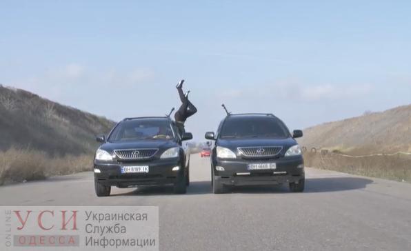 «Круче, чем Ван Дамм»: одесский каскадер показал невероятный трюк (фото, видео) «фото»