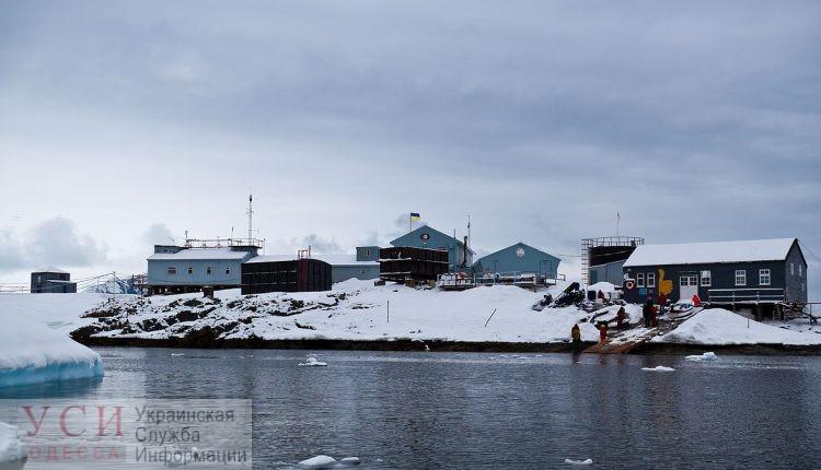 Одесским школьникам предлагают написать письма в Антарктиду «фото»