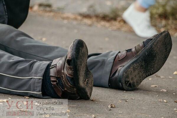 В Одесской области насмерть замерз пенсионер «фото»
