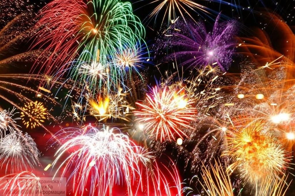 Новогодний фейерверк на Думской обойдется бюджету города в 130 тысяч гривен «фото»