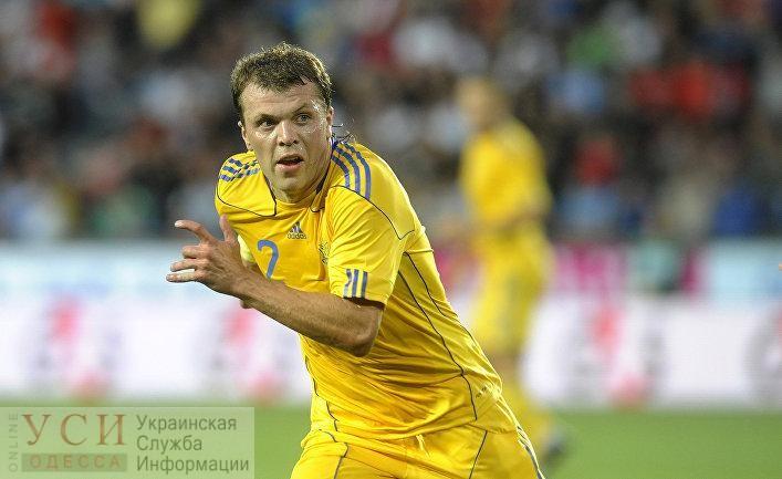 Бывший игрок сборной Украины будет развивать детский футбол в Одесской области «фото»