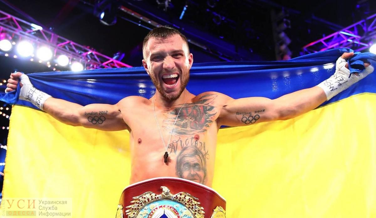Василий Ломаченко стал лучшим боксером 2019 года, – WBO «фото»