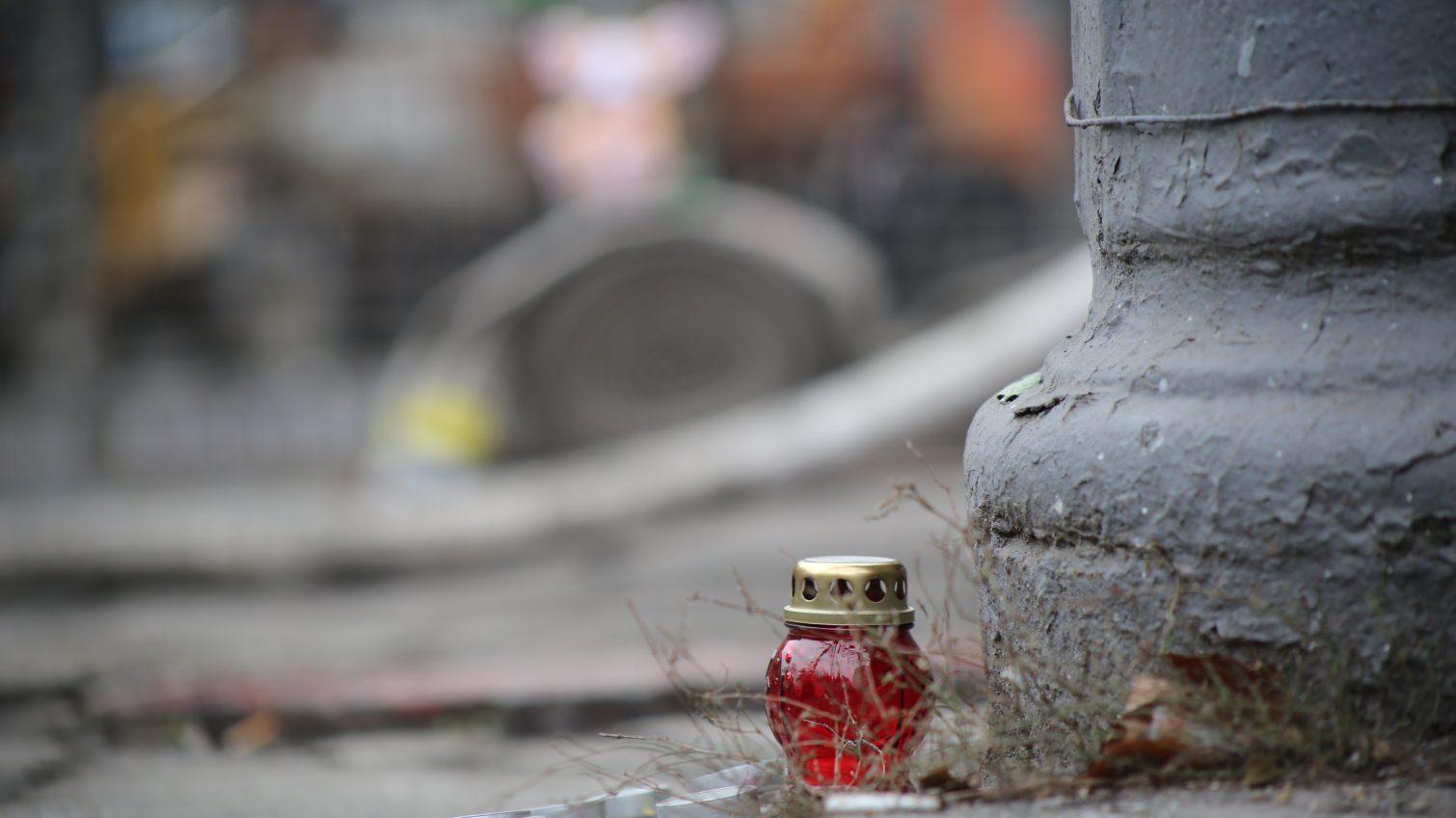 Число жертв в трагическом пожаре в Одесском экономическом колледже достигло десяти «фото»