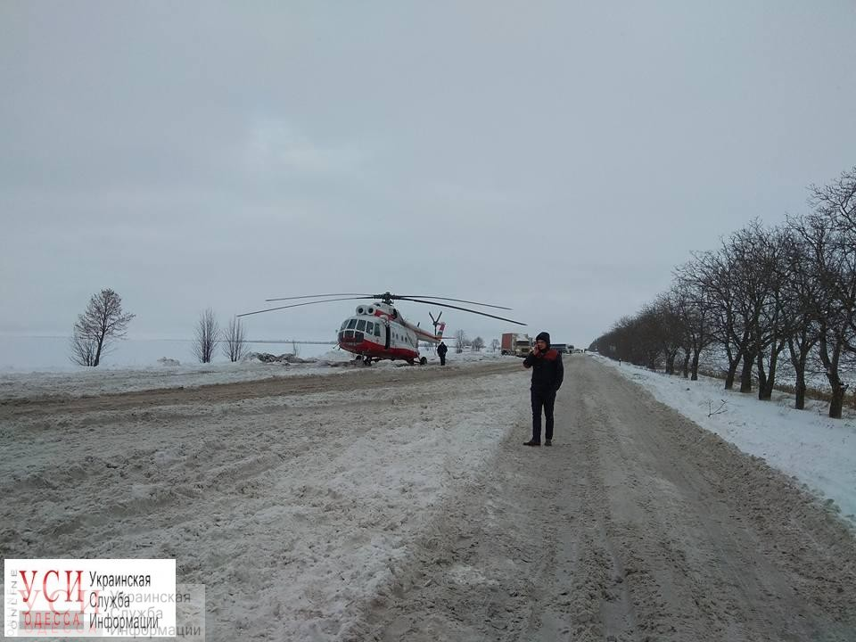 Эта неделя в прошлые годы: вертолет на трассе, новогодние рекорды и новый глава ОГА «фото»