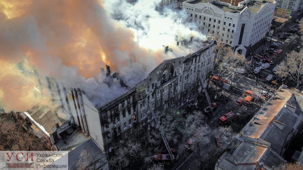 Можно ли было уменьшить потери на Троицкой: мировой опыт тушения пожаров (фото, видео) «фото»