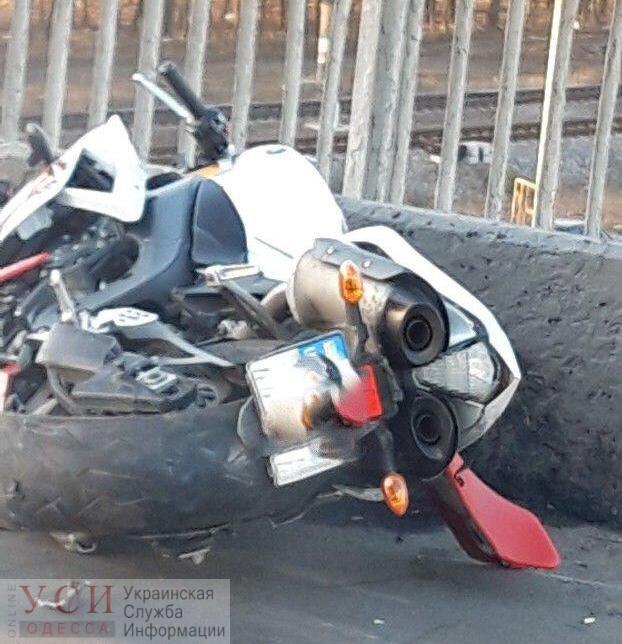 На подъезде к «7 км» произошло смертельное ДТП с участием мотоциклиста (фото) «фото»