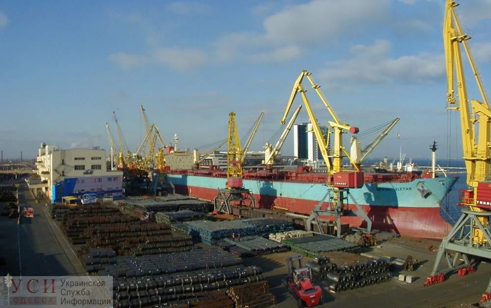 Французский инвестор планирует вложить миллионы долларов в развитие контейнерного терминала Одесского порта «фото»