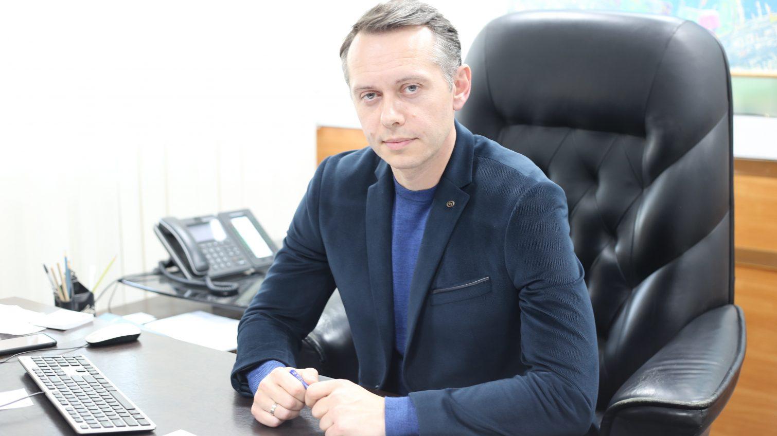 «2020 год у нас планируется уже с прибылью», — интервью с и.о. директора «Одесского порта» Алексеем Мясковским «фото»