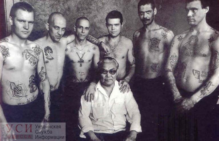 Зеленский предложил начать борьбу с «ворами в законе» «фото»