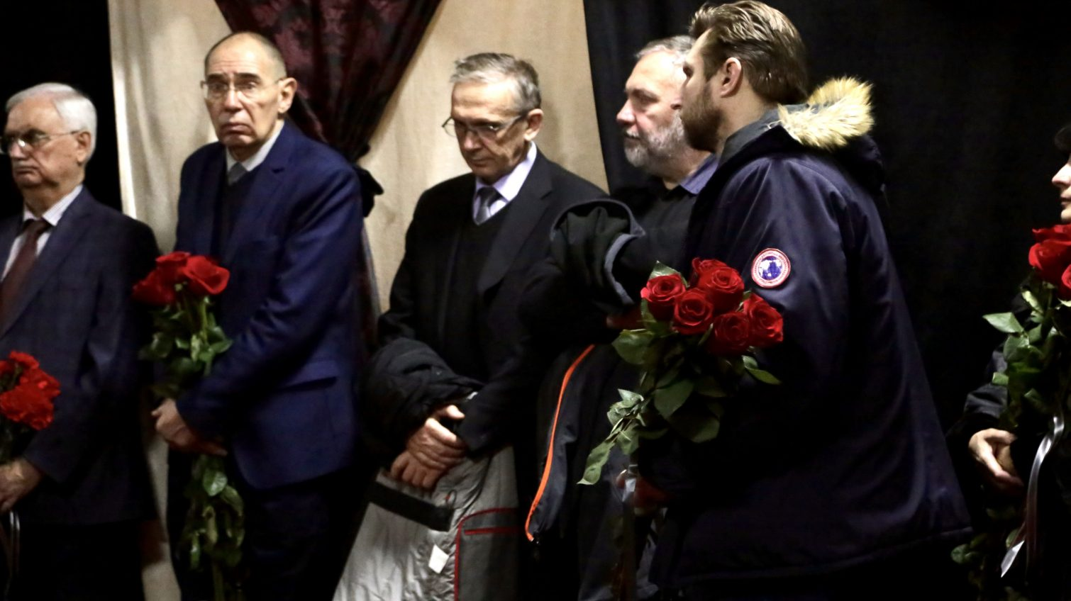 В Одессе простились с погибшими в пожаре учеными Института морской биологии (фото) «фото»