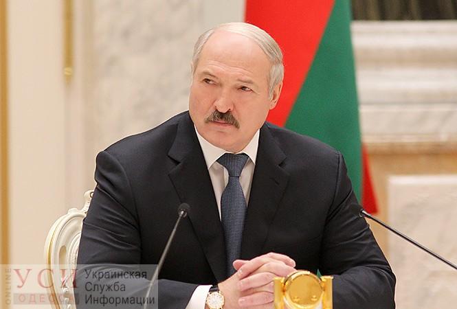 Президент Беларуси отреагировал на пожар в Одессе «фото»