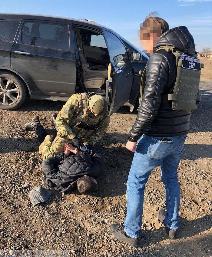 В Одесской области СБУ разоблачила торговцев боеприпасами (фото) «фото»