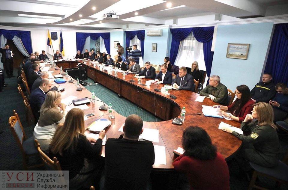 В Одесской облгосадминистрации начался брифинг комиссии Кабмина по расследованию трагического пожара на Троицкой (прямая трансляция) «фото»