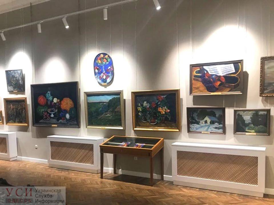 В Одесском худмузее обновили три зала: там выставили новые картины (фото) «фото»