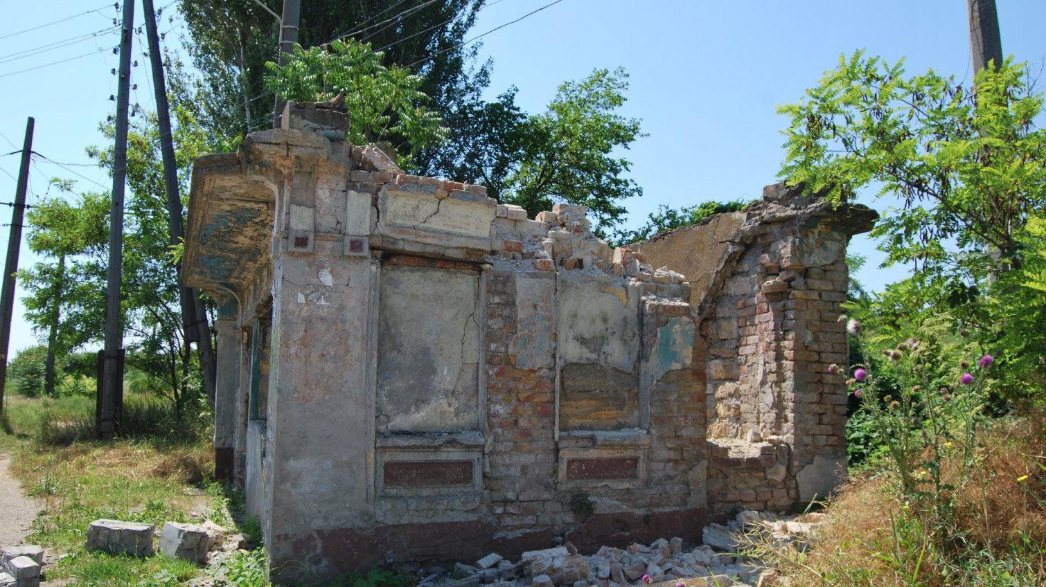 Одесситов призывают присоединиться к борьбе против уничтожения памятников культурного наследия города «фото»