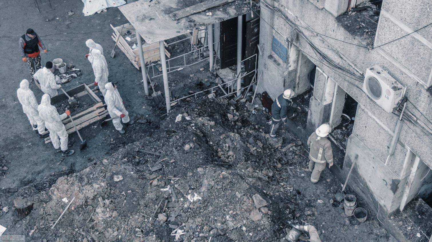 Трагедия на Троицкой: под завалами найдены еще двое погибших «фото»