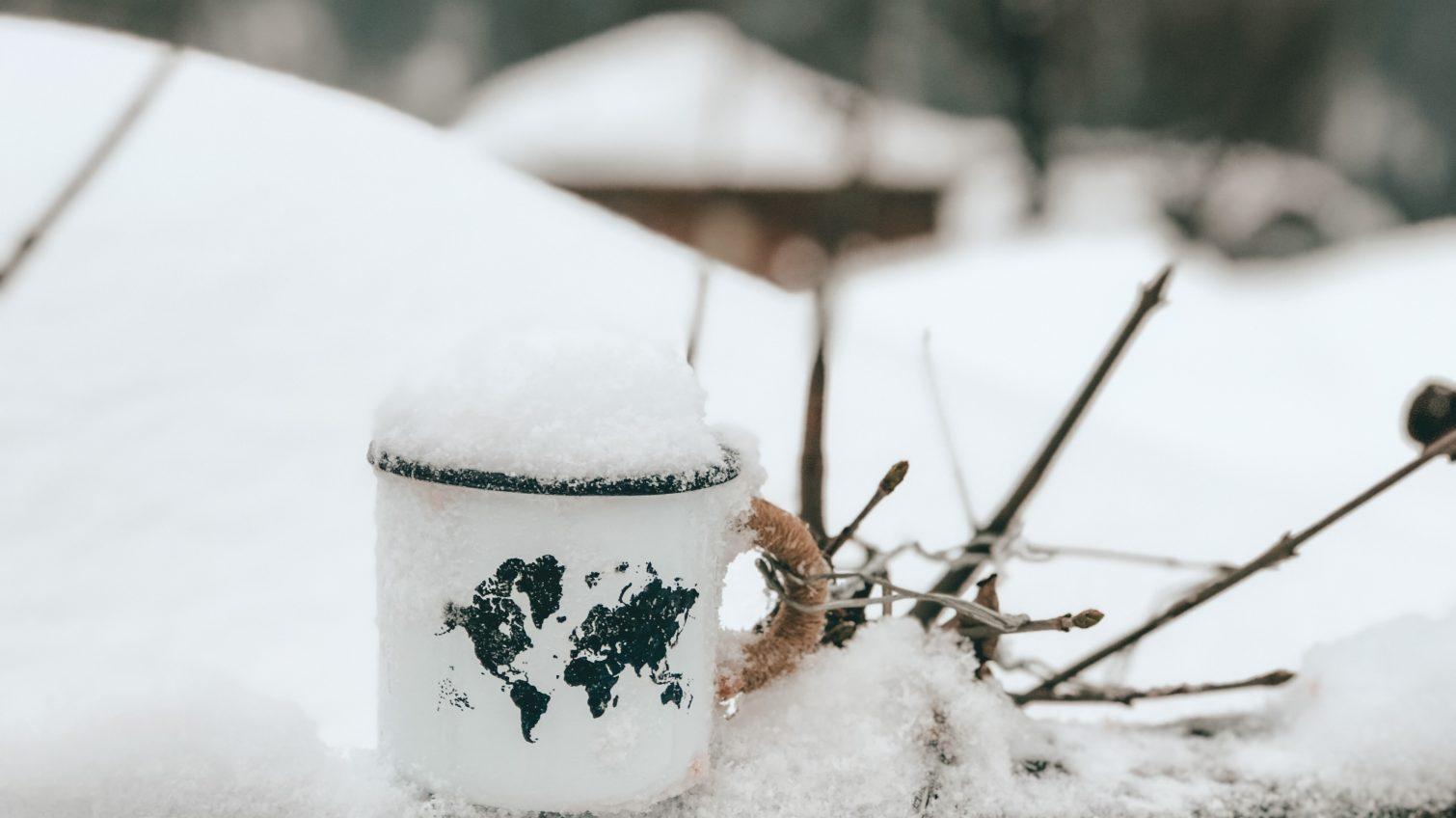 В день празднования Нового года в Одессе ожидается похолодание, а ночью возможен снег «фото»