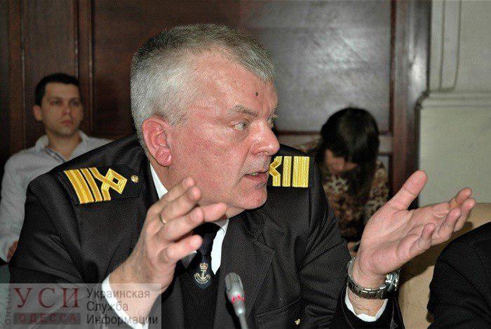 Суд восстановил в должности капитана Одесского порта «фото»