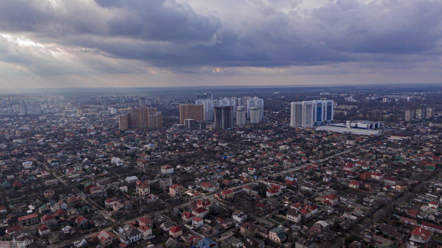 Неделя в Одессе начнётся с дождя «фото»