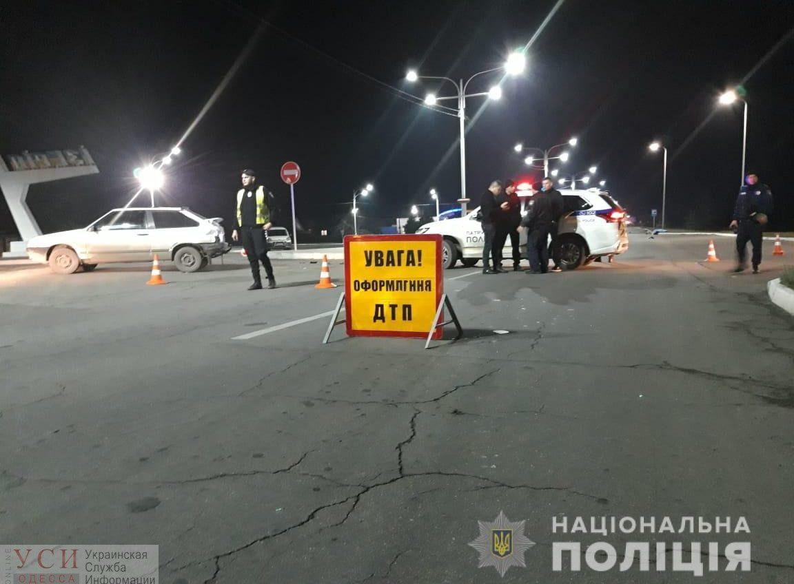 В Одесской области легковушка не поделила дорогу с мотоциклом: есть погибший (фото) «фото»