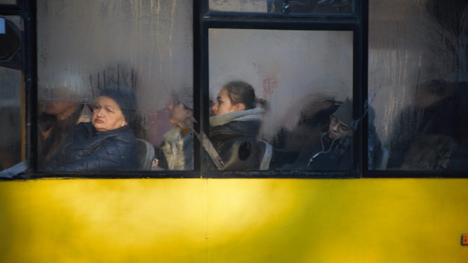 Маршруточный ад: почему одесситы отказываются от поездок на автобусах по городу «фото»