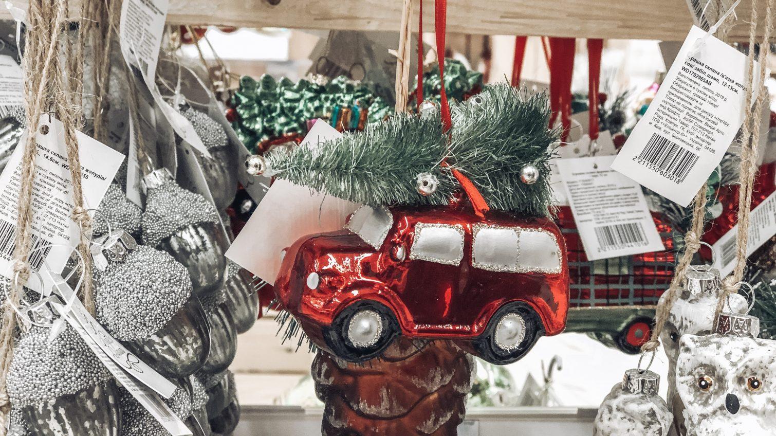 Новогодние тренды, декор, искусственные елки и цены: что в этом году выбирают одесситы (фото) «фото»