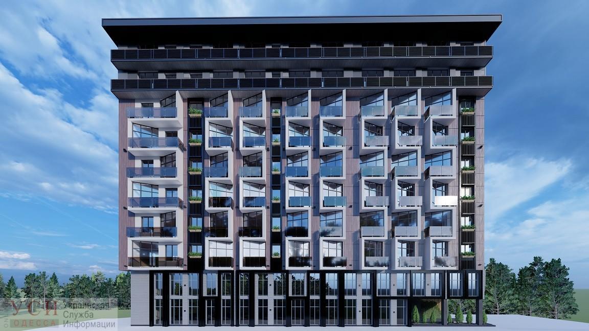 На проспекте Шевченко вырастет новый дом возле Дворца спорта «фото»