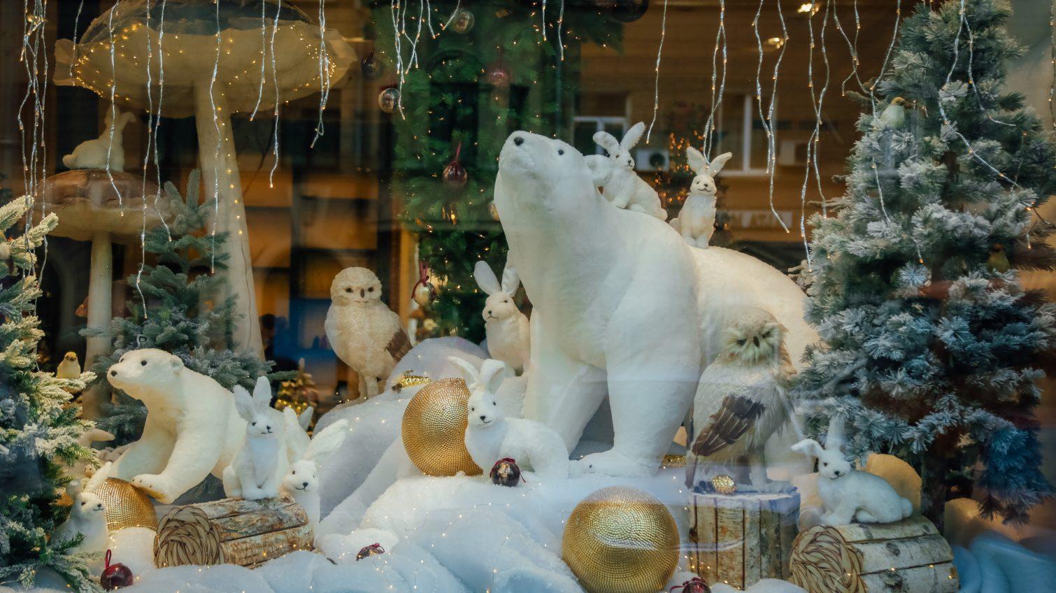 За новогодним настроением отправляйтесь в центр: Одесса готовится к самому семейному празднику (фоторепортаж) «фото»