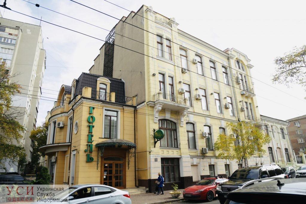 Доходный дом-памятник архитектуры на Канатной отреставрируют за 3 миллиона гривен «фото»