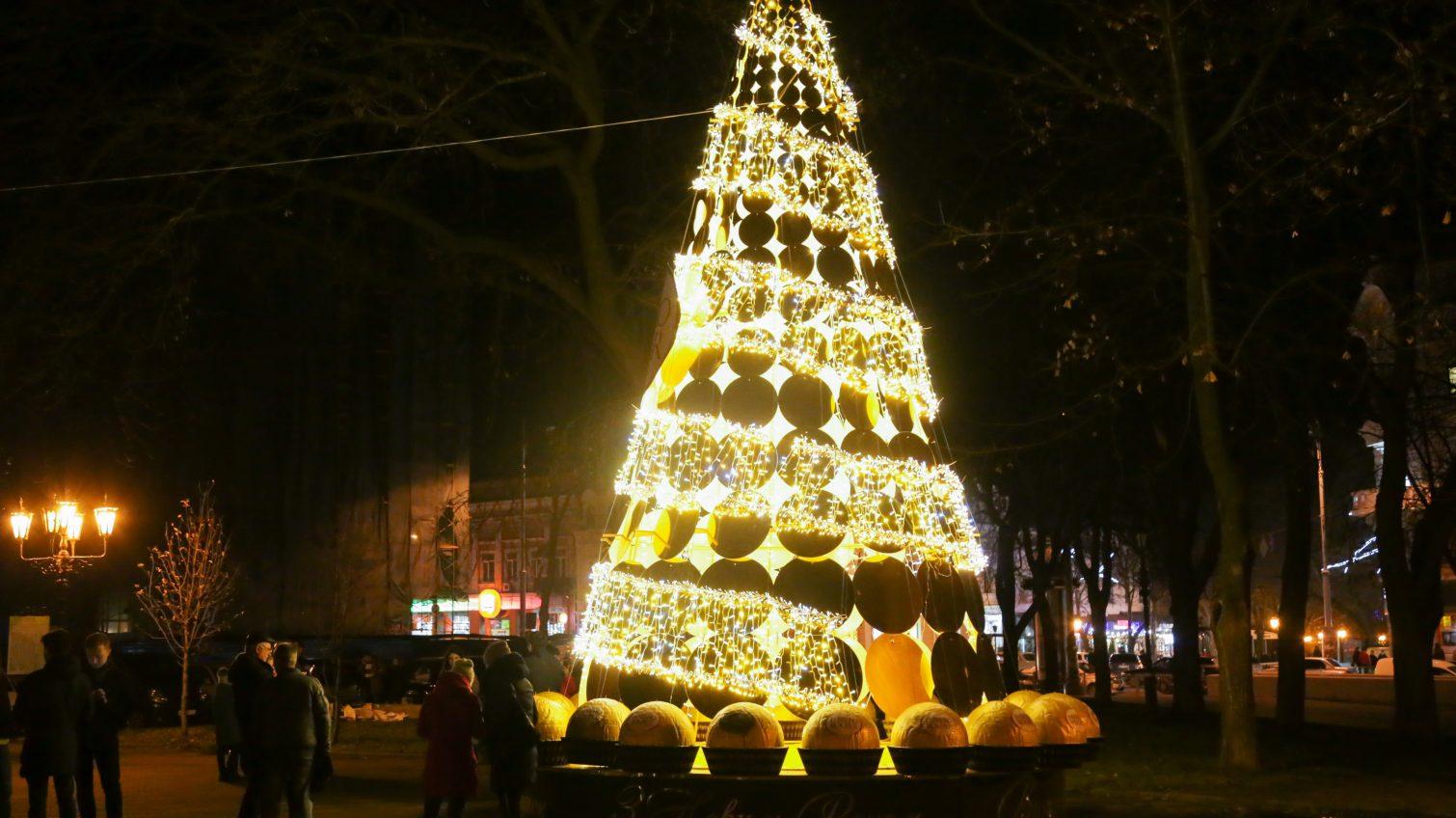 В новогоднюю ночь транспорт будет работать до утра (список) «фото»