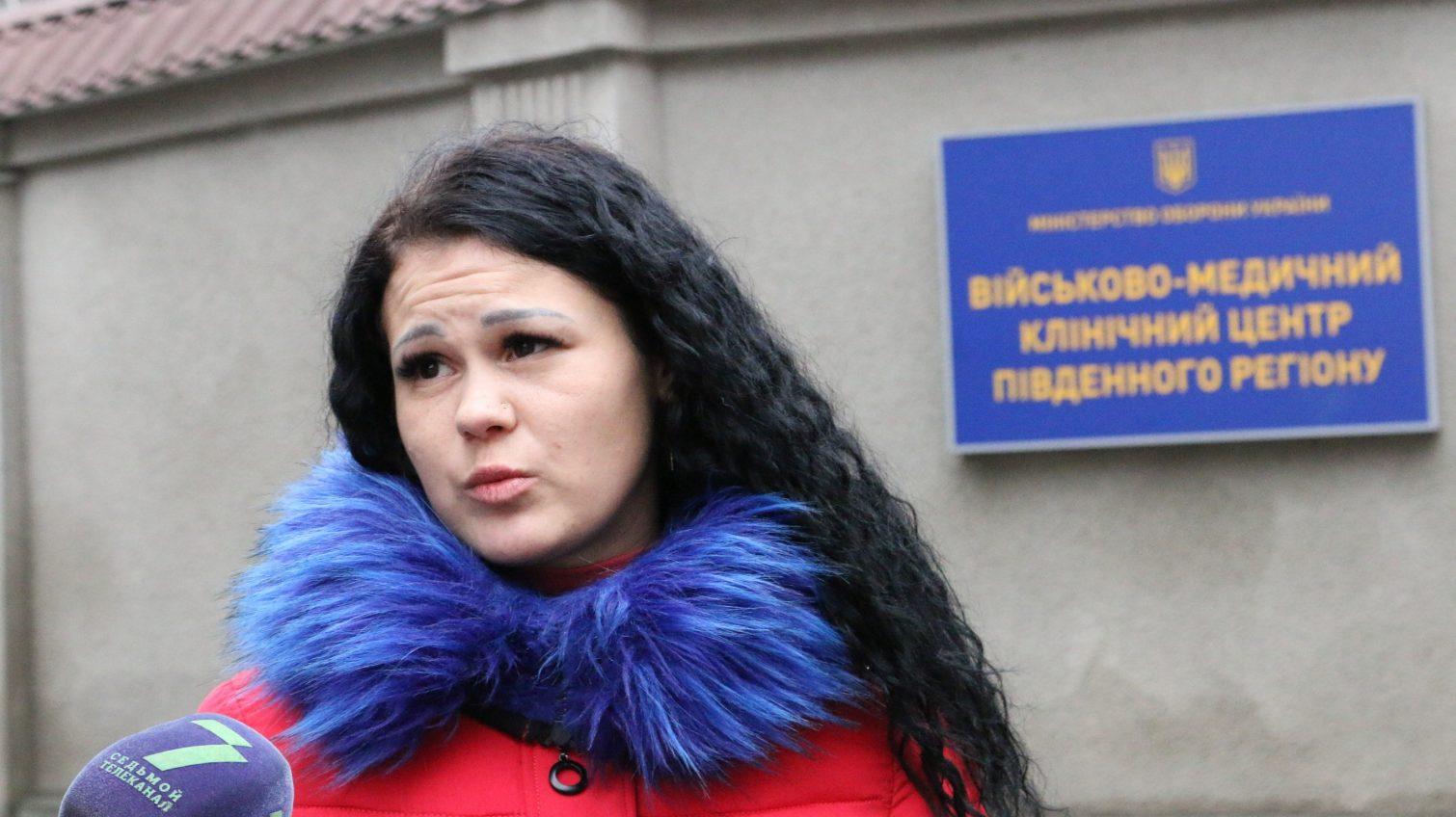 Конфликт вокруг воинской части под Одессой: военнослужащую избили за то, что она противостояла коррупции (документ, видео) «фото»