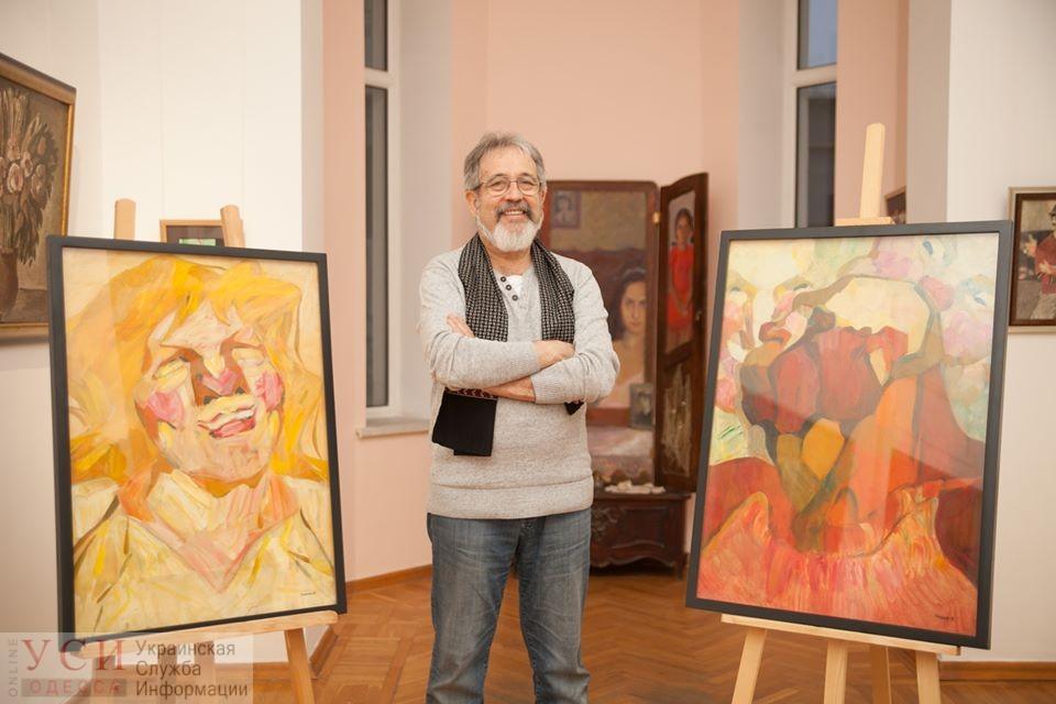 Тайный Санта: Музею современного искусства Одессы анонимно подарили картины известного художника «фото»