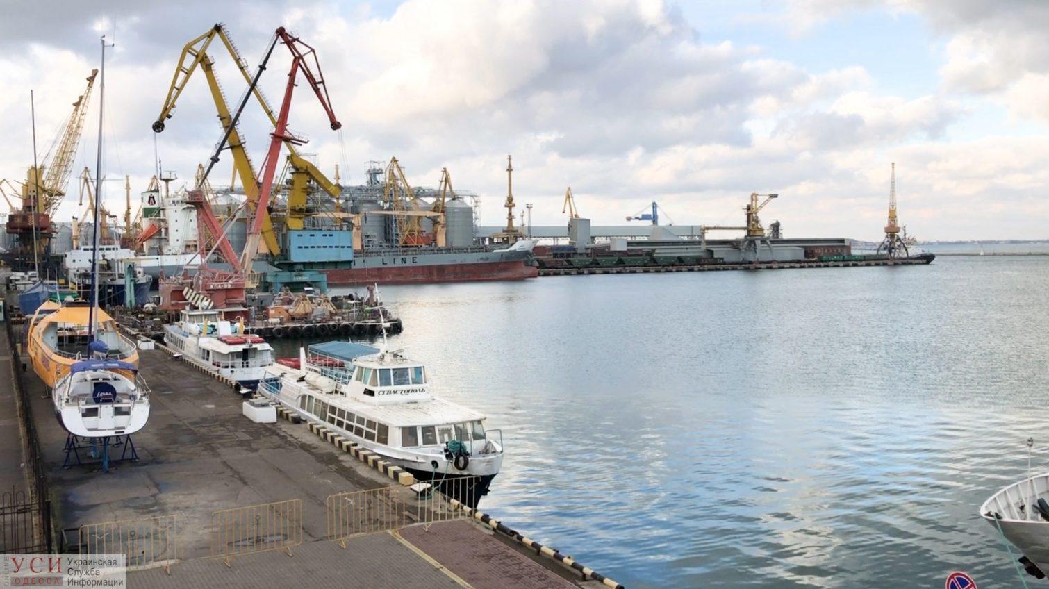 Половина контейнерного терминала французского инвестора в Одесском порту отойдет компании из Китая «фото»