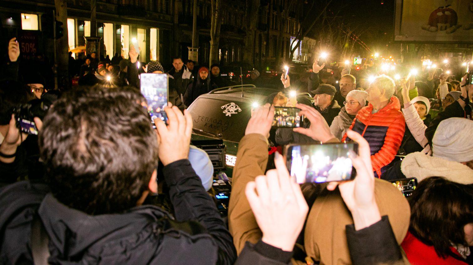 Одесситы собрались почтить память погибших во время трагического пожара на Троицкой (трансляция, фото) «фото»
