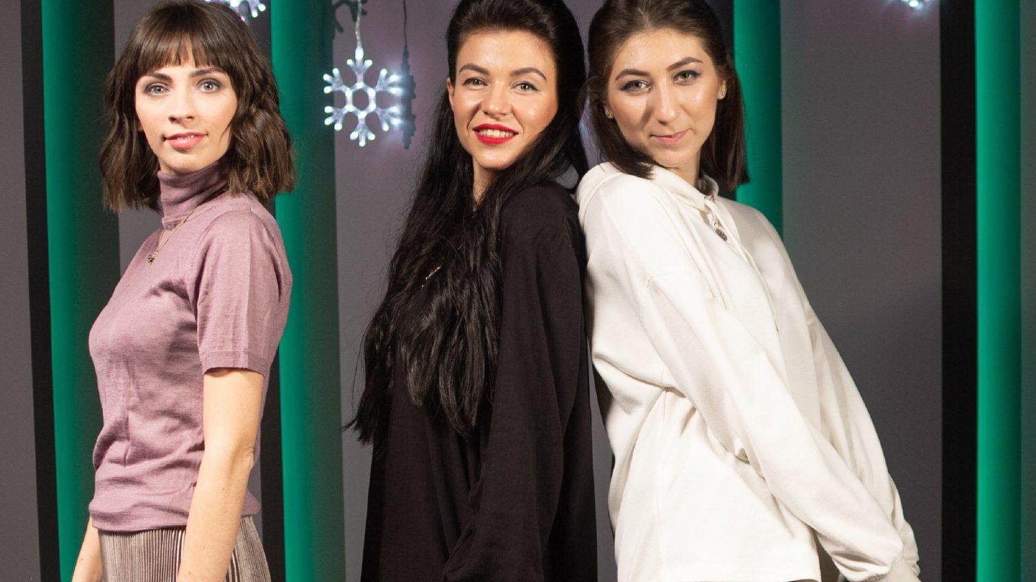 Металлические цвета и полная свобода: как создать модный образ для новогодней ночи (фото, таймлапс) «фото»