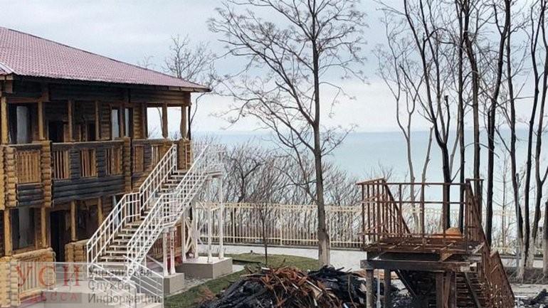 После пожара в детском лагере «Виктория» город выделил на учреждение 14 миллионов гривен «фото»