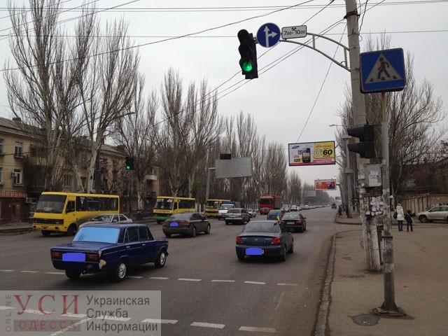 На Николаевской дороге хотят выделить полосы для общественного транспорта «фото»