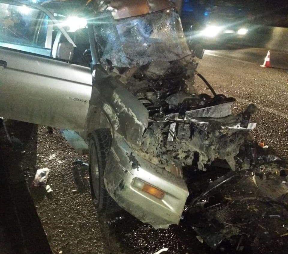 В Одессе в аварии погиб человек, еще трое пострадали «фото»