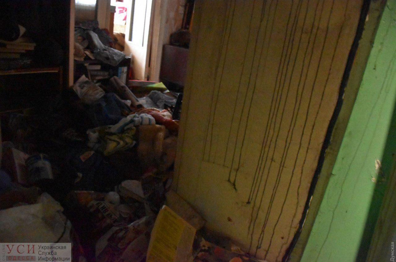 В пожаре многоэтажного дома в Малиновском районе погибли 2 человека «фото»
