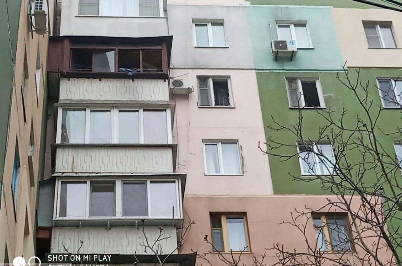 На Таирова произошел взрыв в жилом доме: есть пострадавшие (фото) «фото»
