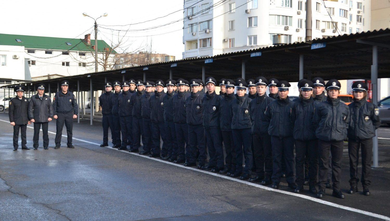 В 2020 году в экипажи патрульной полиции войдут курсанты «фото»
