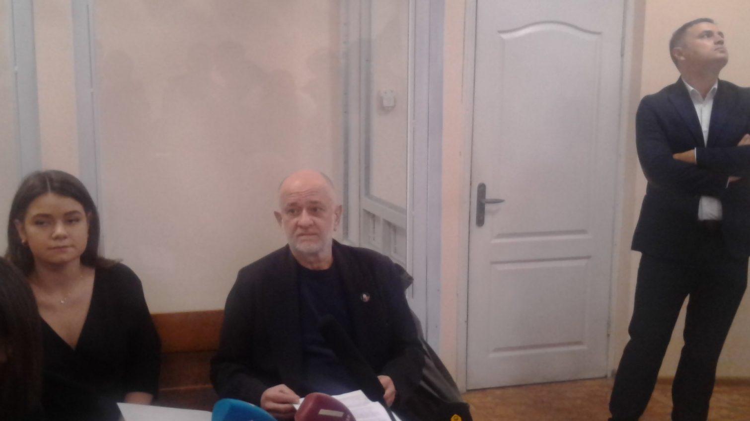 Александра Ройтбурда пока не восстановили в должности директора Одесского худмузея, но пригласили развивать культуру в Киев «фото»
