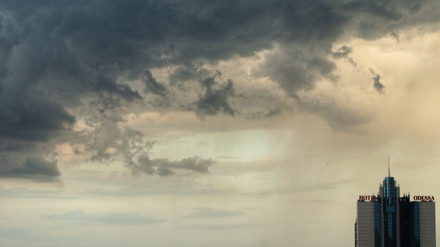 В последнее воскресенье года в Одессе будет дождливо «фото»