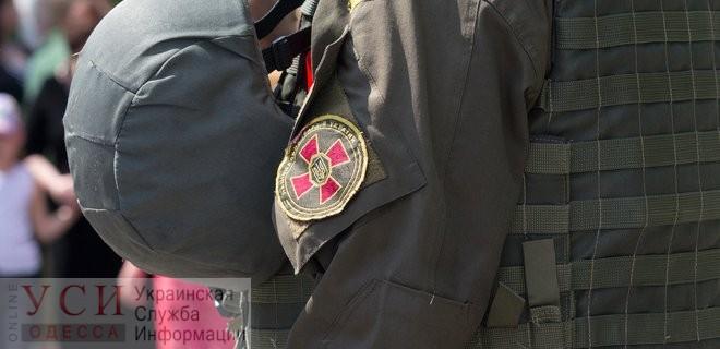 Нацгвардейцы задержали подозреваемого в изнасиловании мужчину в Киевском районе Одессы «фото»
