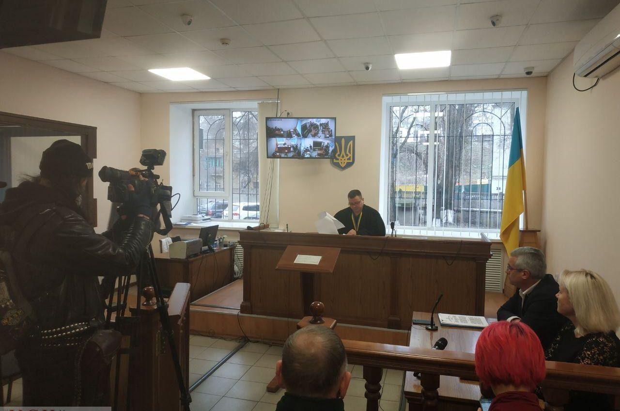 Дело Гандзюк: один из обвиняемых в покушении не явился в суд в Одессе «фото»