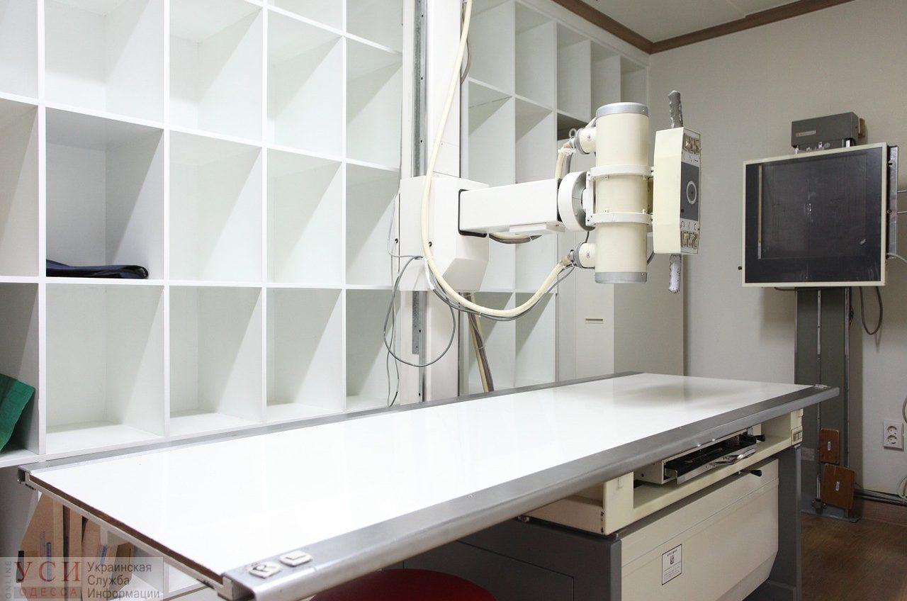 В больницу Черноморска купили новый рентген: на тендере снизили цену почти наполовину «фото»
