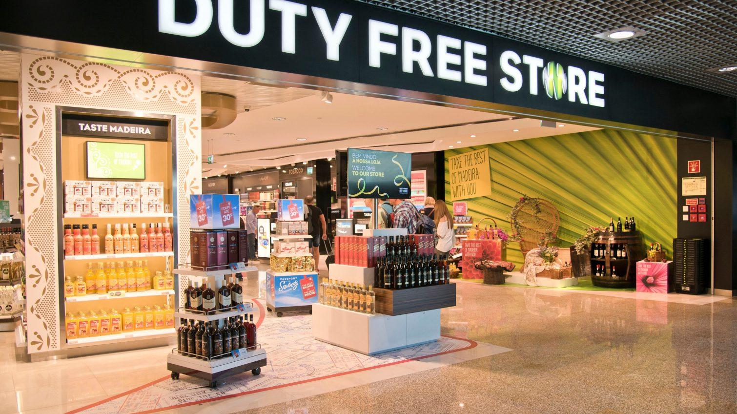 В Одесском аэропорту откроют несколько новых магазинов Duty Free «фото»
