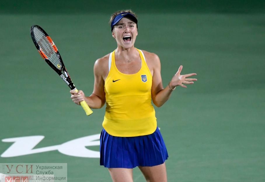 Свитолина вернулась в первую пятерку рейтинга WTA «фото»
