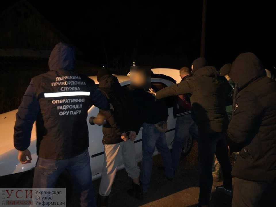 На границе Одесской области задержали иностранцев с крупной партией наркотиков (фото) «фото»